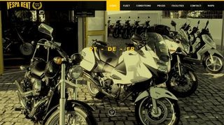 Welcome to Vespa Rent