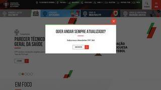 Federação Portuguesa de Futebol