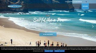 Maximum Surfcamp - Wellenreiten für Anfänger und Fortgeschrittene