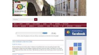 Portal regiaocentro.net