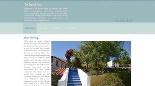 Odeceixe - Quinta Azul