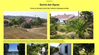 Sao Teotonio - Quinta d'Aguas Claras