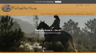 Alegria: Portugal zu Pferd ...