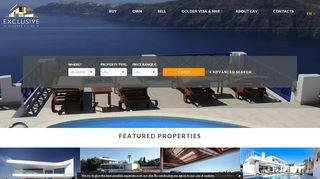 Exclusive Algarve Villas