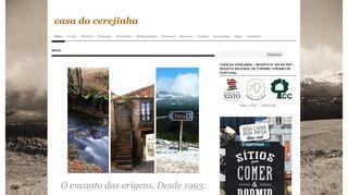 Góis - Casa da Cerejinha