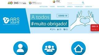 Administração Regional de Saúde do Algarve