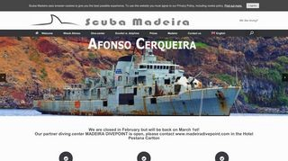 Tubarao Madeira - Tauchen in Madeira