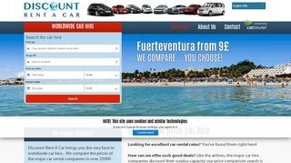 Discount Rent a car