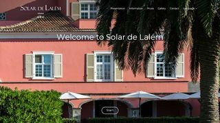 Sao Miguel - Solar de Lalém