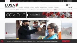 LUSA: Agência de Notícias de Portugal