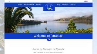 Quinta do Barranco da Estrada
