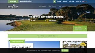 Golf & Hotels in Portugal