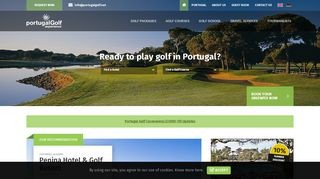 Golf & Hotels in Portugal