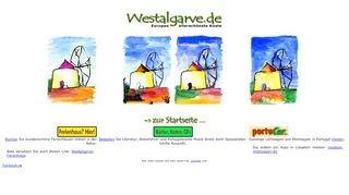 westalgarve.de - Europas allerschönste Küste
