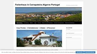 Carrapateira - Ferienhäuser Baumgartl