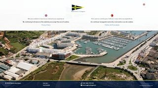 Home Page da Marina de Lagos