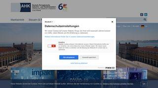 Deutsch-Portugiesische Industrie- und Handelskammer