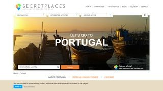 Secret Places Portugal