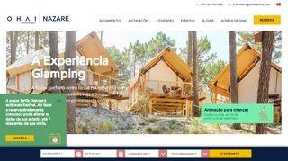 Nazaré - Camping Vale Paraiso