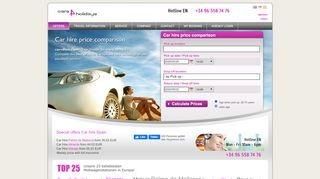 Spanien-Leihwagen.com