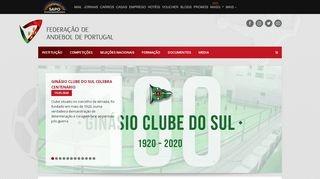 Federação de Andebol de Portugal