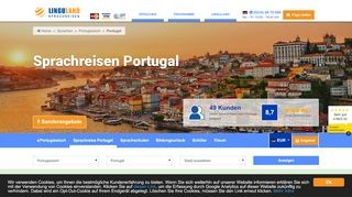 Sprachkurse in Lissabon