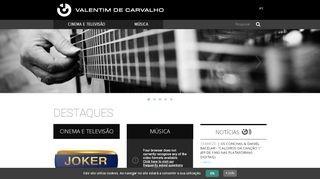 Valentim de Carvalho