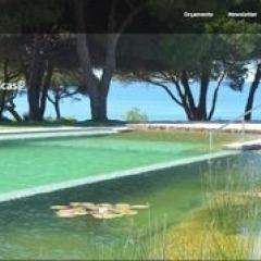 Piscinas biológicas (Schwimmteiche)
