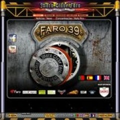Homepage do Moto Clube de Faro