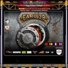 Homepage do Moto Clube de Faro