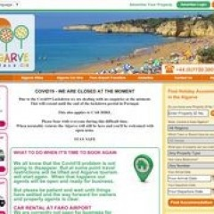 Villa rental in Algarve Portugal