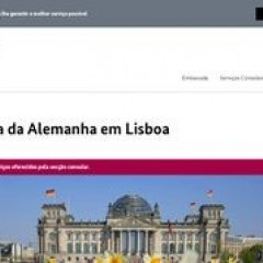 Deutsche Botschaft Lissabon
