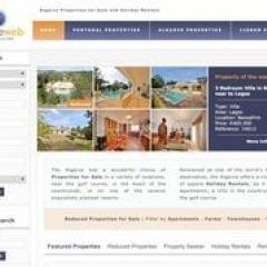 Algarveweb - The Property Guide