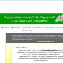 Portugiesisch-Hanseatische Gesellschaft