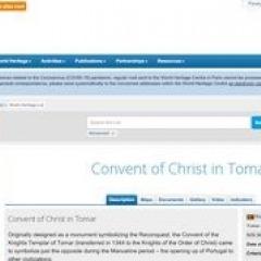 Unesco - Convent of Christ in Tomar