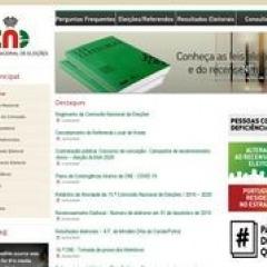 CNE - Comissão Nacional de Eleições
