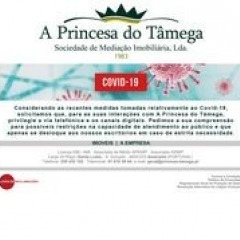 A Princesa do Tâmega