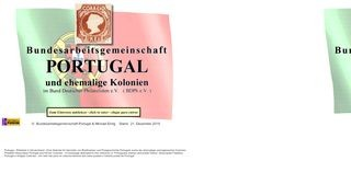 Bundesarbeitsgemeinschaft Portugal im BDPh
