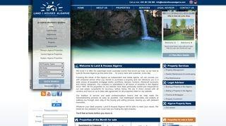 Makler Land + Houses Algarve