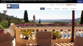 AlgarveHomes - Real Estate