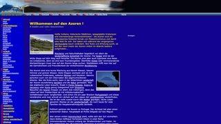 azoren-online.com - das Portal der Azoren
