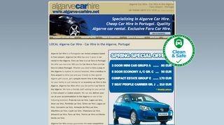 Algarve Car Hire