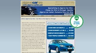 Algarve Car Hire