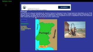 Reisebericht - Algarve im Winter