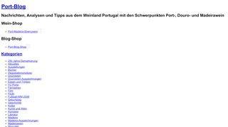 Port - Blog