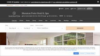 Porto - Hotel Sheraton