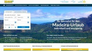 Ferienhäuser auf Madeira