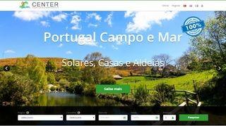Center Central Nacional de Turismo no Espaço Rural