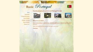 Rustic Portugal Property
