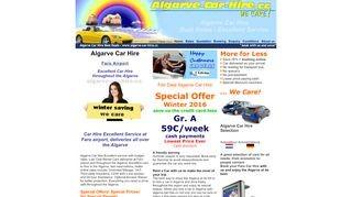 Algarve Mietwagen